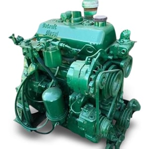 This is the category Engine - Detroit Diesel - 53 Series - Mar-53. This image leads to a webpage with parts specific to those engines.