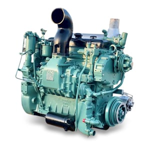 This is the category Engine - Detroit Diesel - 71 Series. This image leads to a webpage with parts specific to those engines.