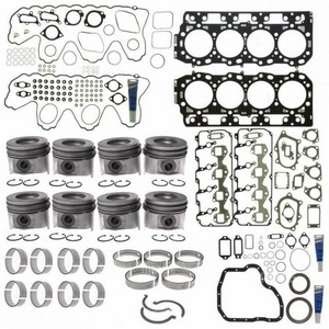 The category Overhaul Kits & Sets contains parts for 8.5L Series 50.This image leads to a webpage with only 8.5L Series 50 Overhaul Kits & Sets.