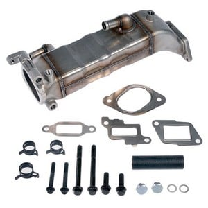 This is the category Engine - Ford - 6.4L Power Stroke - Exhaust Systems - Exhaust Gas Recirculation (EGR) Systems & Components. This image leads to a webpage with parts specific to those engines.