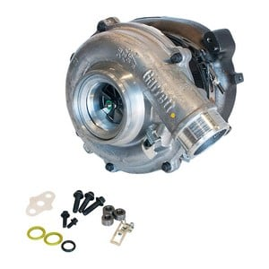 The category Turbochargers / Intake Systems contains parts for 6.7L Power Stroke.This image leads to a webpage with only 6.7L Power Stroke Turbochargers / Intake Systems.