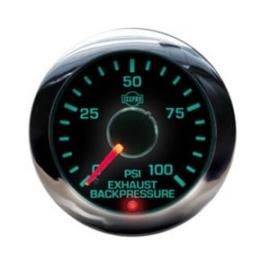 This is the category Exhaust Back Pressure (EBP) Gauges. This image leads to a page with only Exhaust Back Pressure (EBP) Gauges.