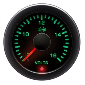 This is the category Voltage Gauges. This image leads to a page with only Voltage Gauges.