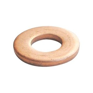 This is the category Copper Flat Washers / Gaskets. This image leads to a page with only Copper Flat Washers / Gaskets.