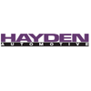 M&D Distributors sells and can locate all of your Hayden Automotive needs.